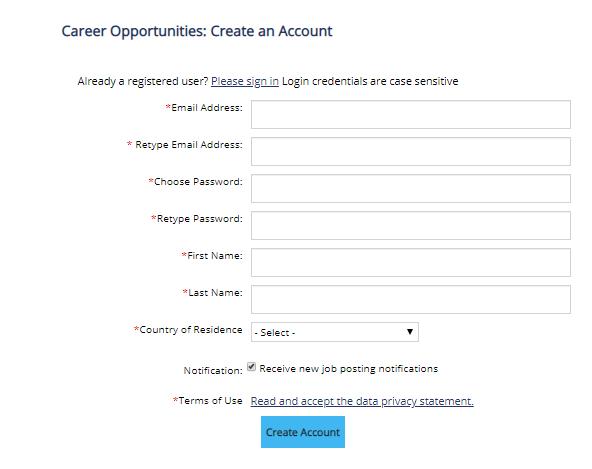 Career Site Builder - Global Styles